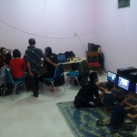 Photo taken at Rumah Blogger Indonesia by Wahyu A. on 11/16/2012