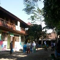Photo taken at Yayasan Pondok Pesantren SPMAA by Wahyu A. on 10/24/2013