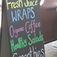 Photo taken at Quenchers Espresso Bar & Juicery by Emily B. on 9/26/2013