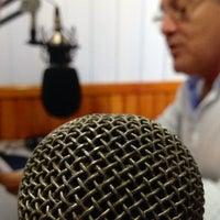 Photo taken at Rádio Catu FM 104,9 by João F. on 11/5/2013