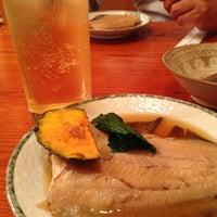 Photo taken at 魚がし 一番町店 by Gianni G. on 5/22/2013
