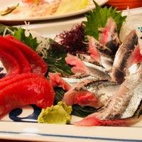 Photo taken at 魚がし 一番町店 by Gianni G. on 11/2/2017