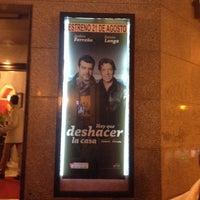 Photo taken at Teatro Muñoz Seca by Marta G. on 9/19/2014