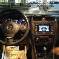 Photo taken at Garnet Volkswagen by Amber D. on 7/1/2015