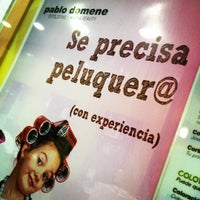 Photo taken at Peluquería Pablo Domene Estilistas Hair & Beauty by Pablo D. on 7/29/2015