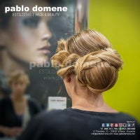 Photo taken at Peluquería Pablo Domene Estilistas Hair & Beauty by Pablo D. on 8/11/2015