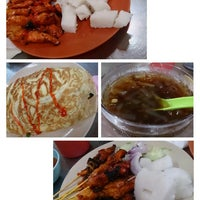 Photo taken at Nur Satay by Tiffany T. on 4/15/2014