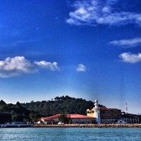 Photo taken at The Lanai Langkawi Beach Resort by Maya Soekandar on 1/19/2014
