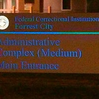 Photo taken at Federal Corrections Complex-Forrest City by MQNIQUE on 10/30/2013