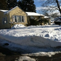 Photo taken at Arkwright Ave. by Huna T. on 2/25/2013