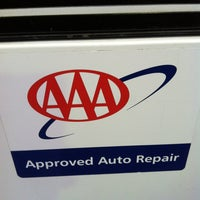 Photo taken at Berube's Complete Auto Care by Huna T. on 4/9/2013
