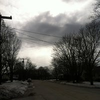 Photo taken at Arkwright Ave. by Huna T. on 3/13/2013