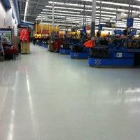 Photo taken at Walmart Supercenter by Huna T. on 2/22/2013