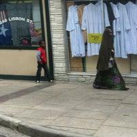 Photo taken at lisbon st, one way (somali ville) by Huna T. on 4/7/2013