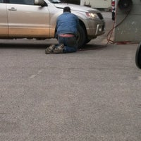Photo taken at Berube's Complete Auto Care by Huna T. on 3/14/2013