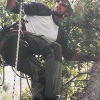 Photo taken at ONeils Tree Service by Erik N. on 3/5/2013