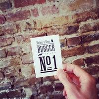 Photo taken at Richie'n Rose – Burger No.1 by Martin S. on 4/26/2013