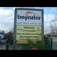 Photo taken at Beyazlar İnşaat / Şile Şantiyesi by Furkan B. on 2/22/2013