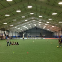 Photo taken at Connecticut Sports Center by Will G. on 4/12/2014
