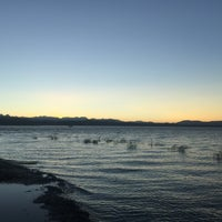 Photo taken at Crowley Lake by Brandon T. on 7/5/2017