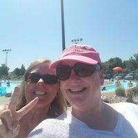 Photo taken at Drake Springs Pool by melissa s. on 7/21/2016