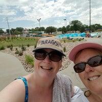 Photo taken at Drake Springs Pool by melissa s. on 6/28/2016