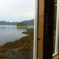 Photo taken at Quest Alaska Lodges by Michael A. on 6/25/2013