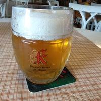 Photo taken at Restaurace č.p.4/1 by Max S. on 7/29/2018