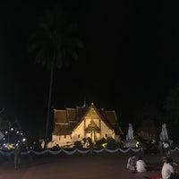 Photo taken at Wat Phu Mintr by nuwon m. on 3/24/2017