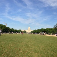 Photo taken at National Mall by Anastasia M. on 5/5/2013