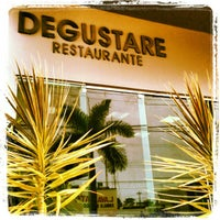 Photo taken at Degustare Restaurante e Churrascaria by JOSE LUIZ M. on 11/4/2012