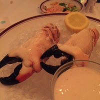 Photo taken at Chops Lobster Bar by Christine K. on 4/26/2015