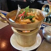 Photo taken at Tamarind Seed Thai Bistro by West S. on 10/19/2012