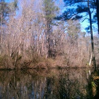 Photo taken at Dismal Swamp Canal by Angie K. on 1/20/2013