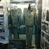 Photo taken at Museo del Holocausto-Shoá Buenos Aires by Clayton R. on 11/28/2012