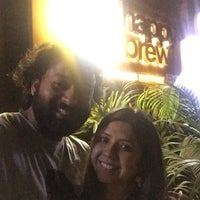 Photo taken at Happy Brew by Tanushree I. on 3/29/2016
