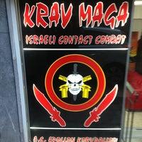Photo taken at Krav Maga Korydallos by Stam✂ K. on 4/10/2013