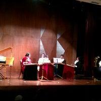 Photo taken at CEART Santa Rosa de Viterbo by ABOGA2 D. on 12/15/2013