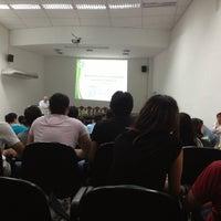 Photo taken at UFAM - Faculdade de Medicina by Nathalia L. on 12/10/2012