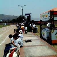 Photo taken at Colegio Alpamayo by Cremoladas A. on 10/25/2012