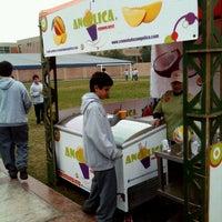 Photo taken at Colegio Alpamayo by Cremoladas A. on 10/24/2012