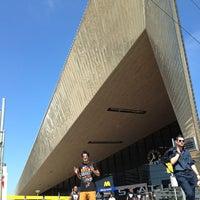 Photo taken at Rotterdam Central Station by Gizem K. on 7/22/2013