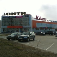 Снимок сделан в Сити пользователем Dmitry S. 4/29/2013