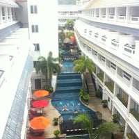 Photo taken at Courtyard by Marriott Phuket at Patong Beach by Ali A. on 9/15/2012