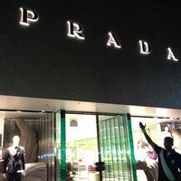 Photo taken at Prada by Ali A. on 6/9/2013