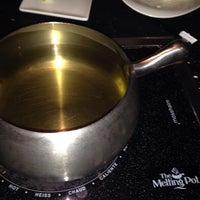 Photo taken at The Melting Pot by Christina J. on 4/10/2014