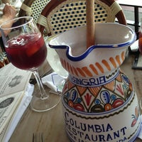 Photo taken at Columbia Restaurant by Jes M. on 5/28/2013