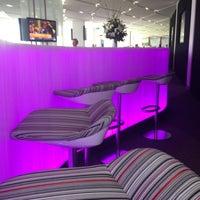Photo taken at Virgin Australia Lounge by Luke M. on 12/10/2012