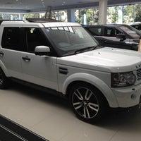 Photo taken at Alto Land Rover by Luke M. on 11/11/2012