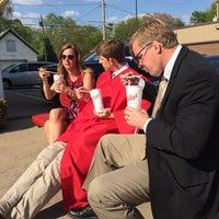 Photo taken at Whitey's Ice Cream by Marybeth B. on 5/18/2014